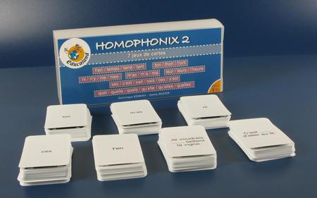 Homophonix 2