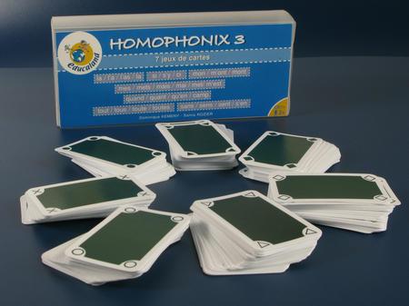 Homophonix 3