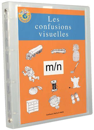 Les confusions visuelles m/n