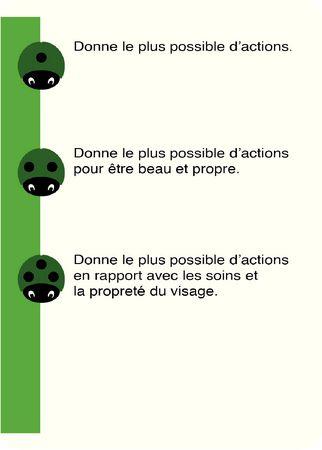 Lexidéfi 1 : les verbes d'action