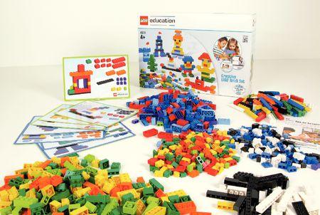 Set de briques LEGOsup®/sup créativité