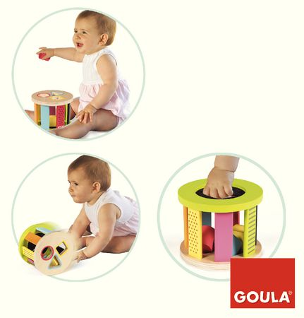 Goula - Ma première boîte à formes