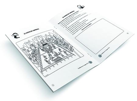 Mon cahier de Problèmes en images CE2 - unité