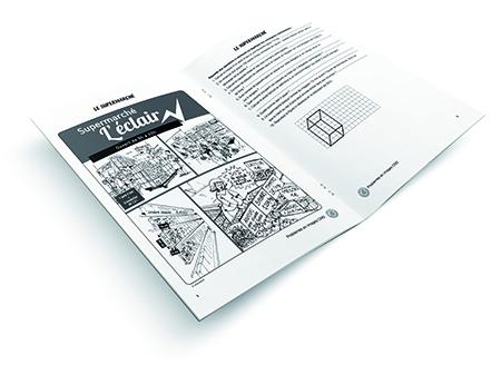 Mon cahier de Problèmes en images CM2 - unité
