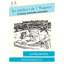 Les ateliers de l'Histoire : La Monarchie