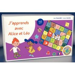 J'apprends avec Alice et Léo - Les métiers
