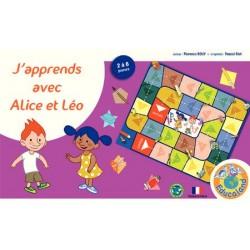 Alice et Léo : les métiers et les animaux de la ferme