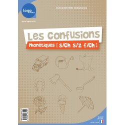 Les confusions phonétiques s/z - s/ch - f/ch