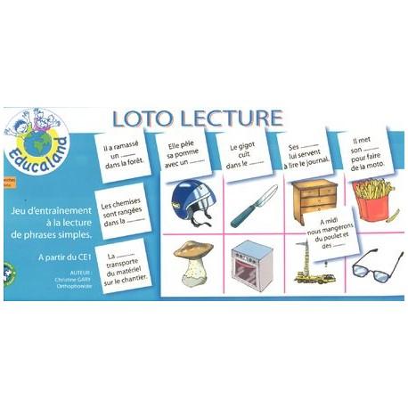 Loto lecture