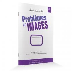 Mon cahier de Problèmes en images CM2 - Lot 15