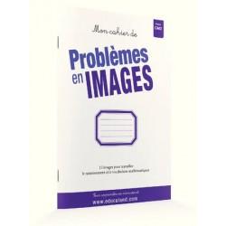 Mon cahier problèmes en images CM2 (lot de 5)