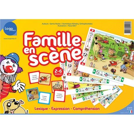 Famille en Scène