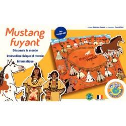 Mustang fuyant - Niveau 3 - CE1