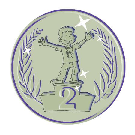 Médaille d'orthographe