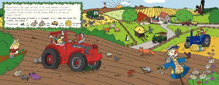 Cherche et trouve à la ferme