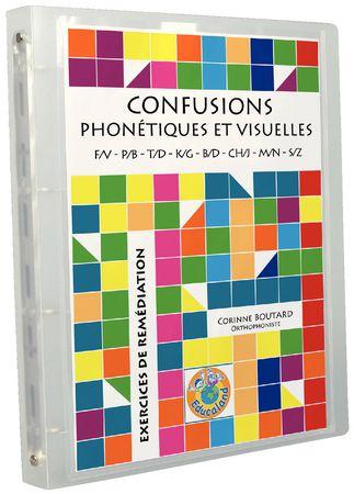 Confusions phonétiques et visuelles