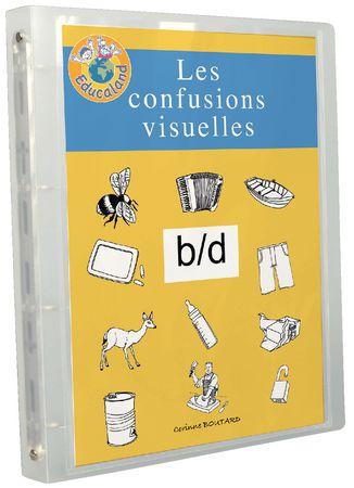 Les confusions visuelles b/d