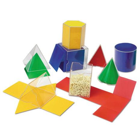 Formes géométriques à plier