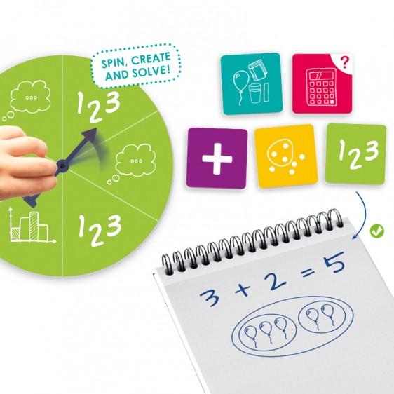 Inventer et résoudre des problèmes mathématiques