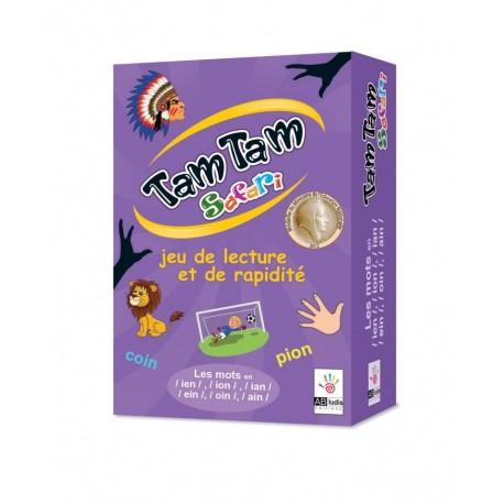 Tam Tam Safari - ien/ion/ian/ein/oin/ain