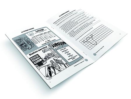 Mon cahier de Problèmes en images CM1 - unité