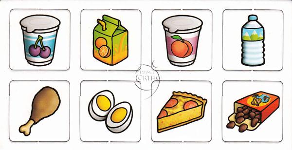 Le jeu de la boite à sandwichs