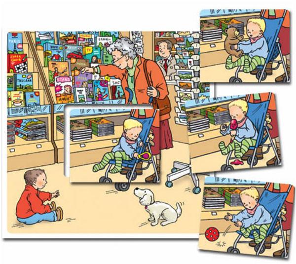 Varimages Petites histoires de shopping