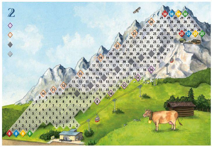 Mathelli - Alpinistes - Addition et soustraction jusqu'à 30