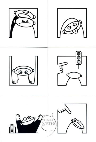 Pictogrammes des sentiments
