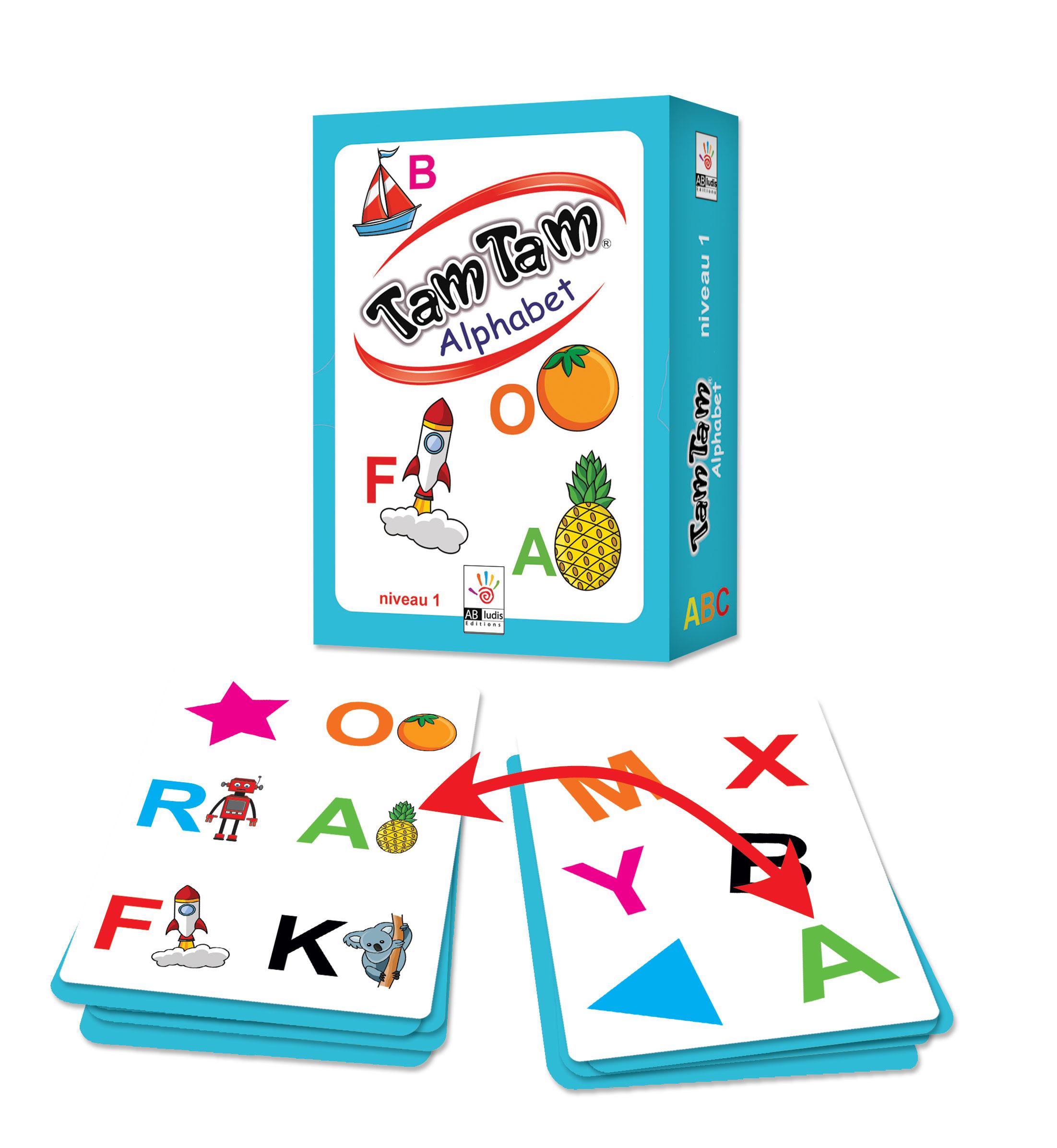 Tam Tam Alphabet Niveau 1