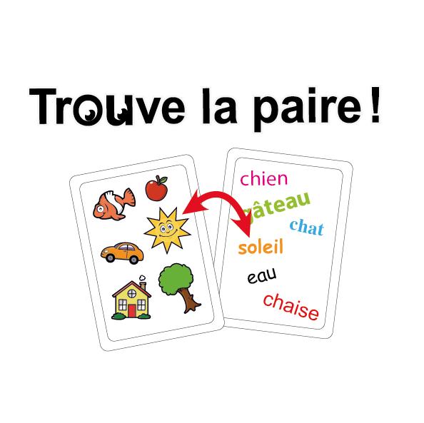 Tam Tam Français - Les premiers mots